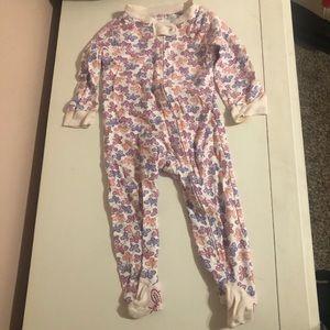 Burts Bees Baby Pajamas